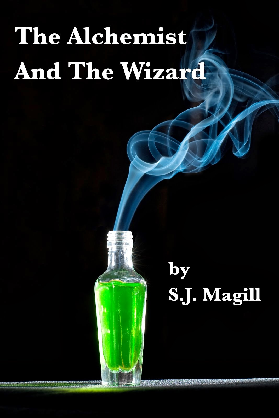 The Alchemist and the Wizard (Link to Amazon.com)