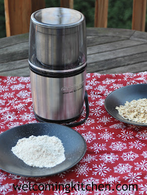 Use a Spice Grinder to Make Your Own Gluten-free Flour
