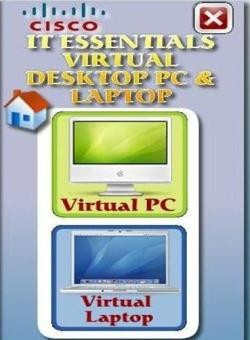 ScreenShoot Cisco IT Essential Virtual Desktop PC & Laptop