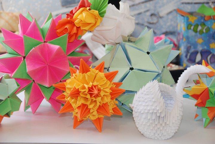 Everything Origami Origami Revealed Flower