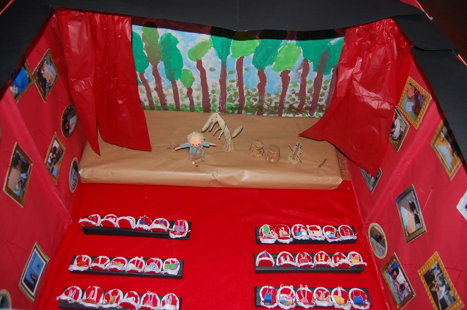 Educaci n infantil d a internacional del teatro for Sillas para una maqueta