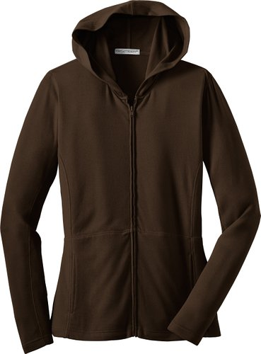 Women's Stretch Cotton Full-Zip Jacket