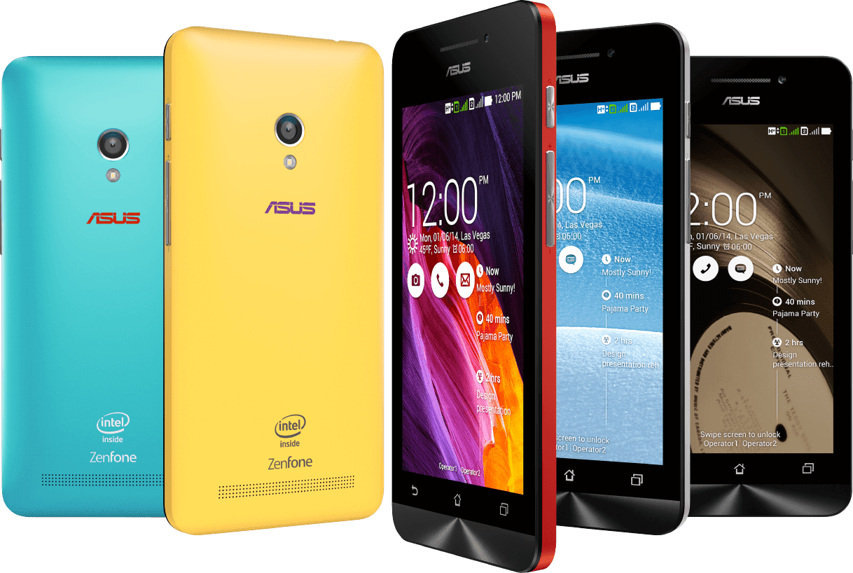 Cara Update / Upgrade Lollipop ASUS ZenFone 4 (A450CG) Terbaru