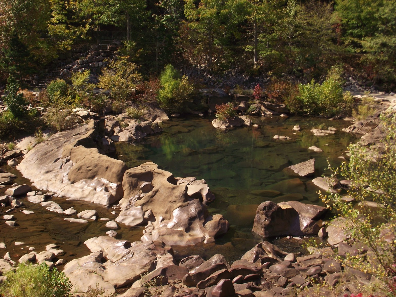 Ocoee River in TN