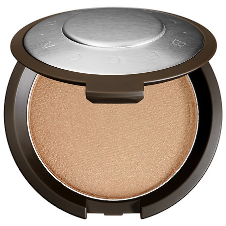 Honey Kaho'ohanohano, Honeygirl's World, beauty blog, First Look Fridays, interview, Becca x Jaclyn Hill Shimmering Skin Perfector Pressed Champagne Pop