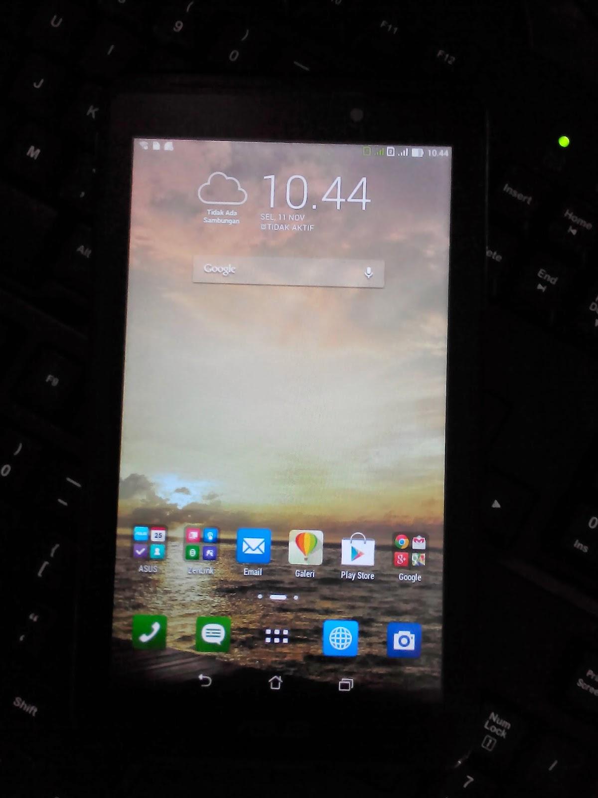 Cara Mengembalikan Imei Zenfone 4 Hilang Miostfu Asus Fonepad 7 Fe170cg 8gb Putih Bootloop