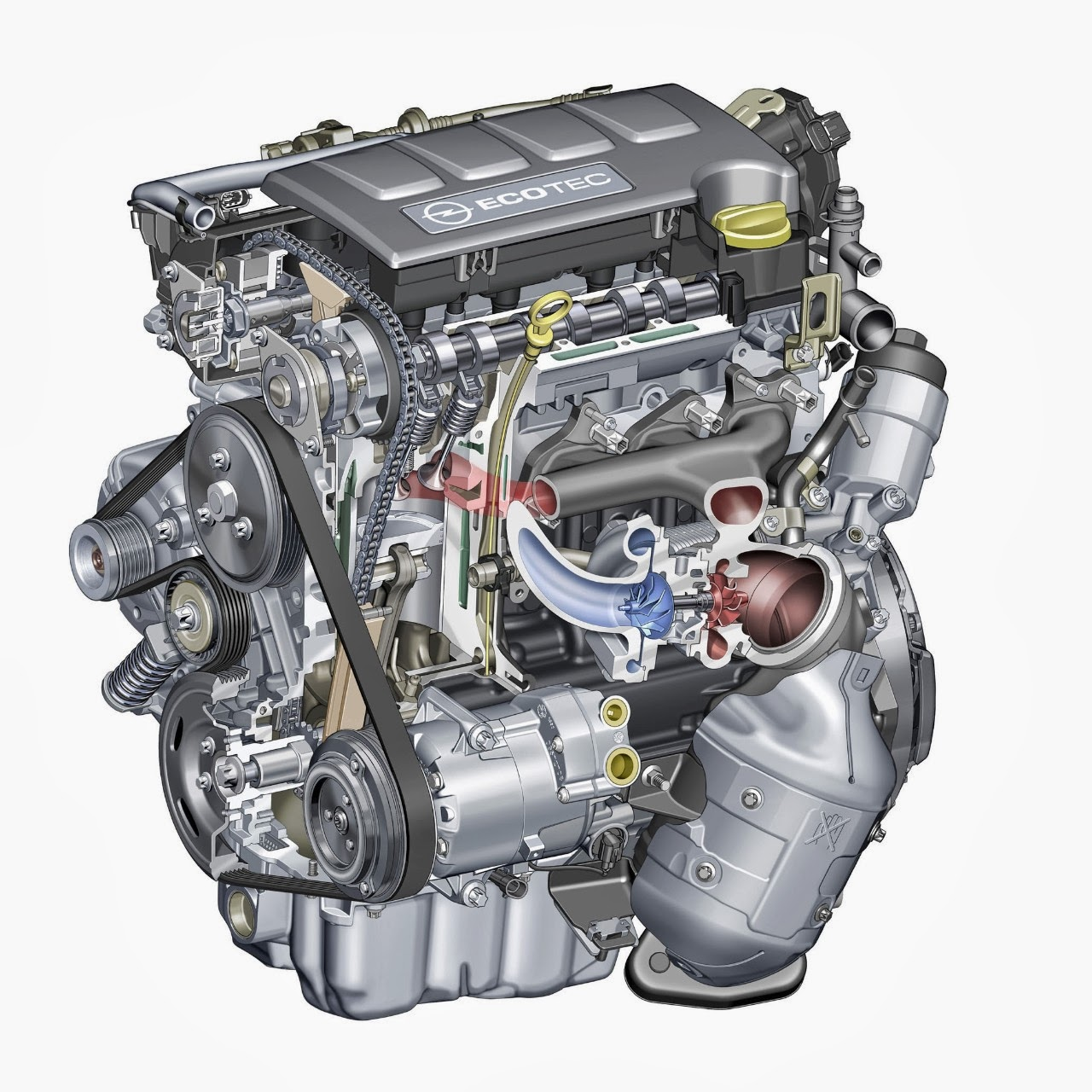 3 7 liter engine thermostat location