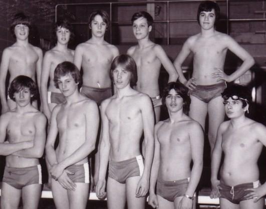 female swim team Nude