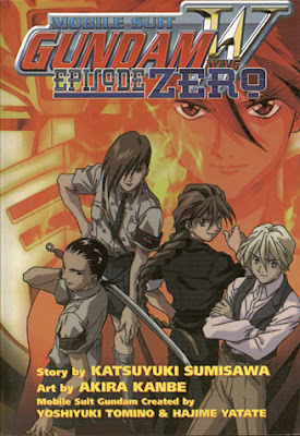 Download Gundam Wing   Episode Zero