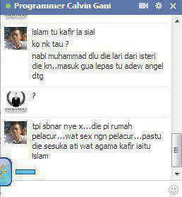 Hina Nabi Di Facebook