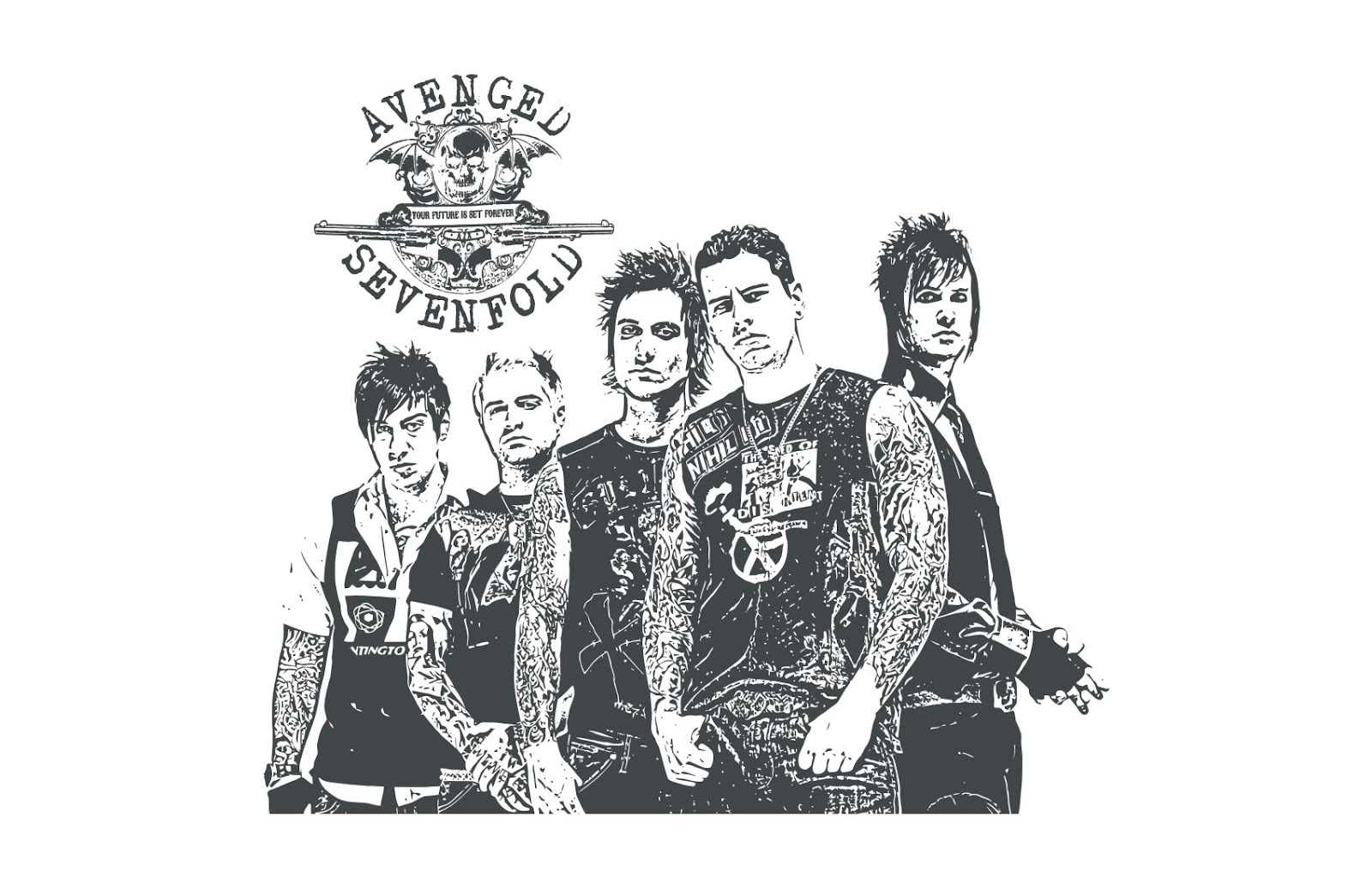 avenged_sevenfold-a7x_front_vector