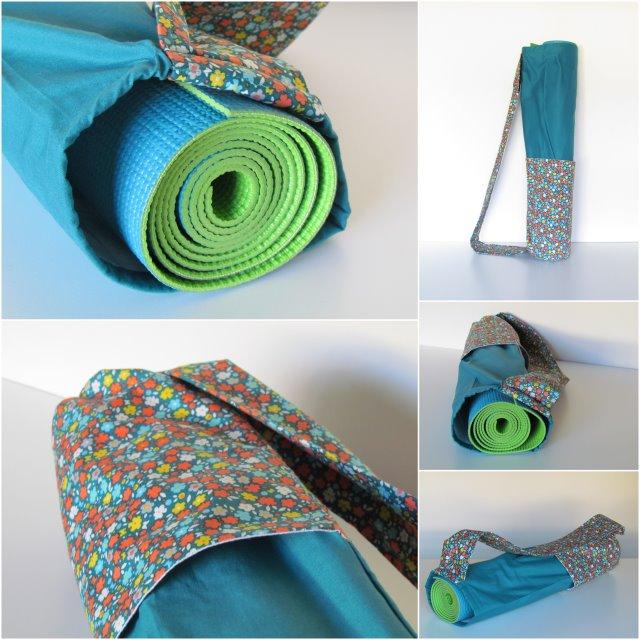 tuto sac tapis yoga