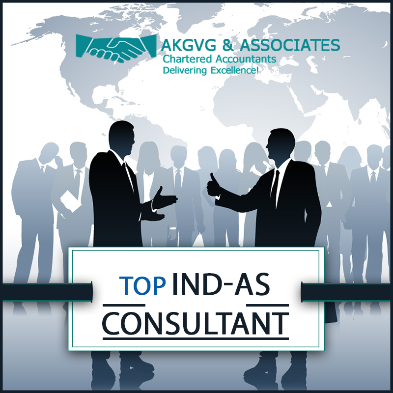 No 1 Ind AS Consultant in India