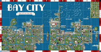 Bay City Map