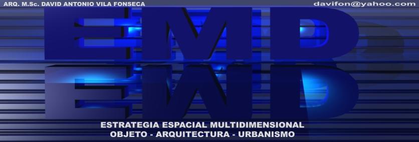 EMD - ARQUITECTURA - URBANISMO