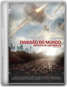 Capa Invasão do Mundo: A Batalha de Los Angeles   R5   Dual Áudio