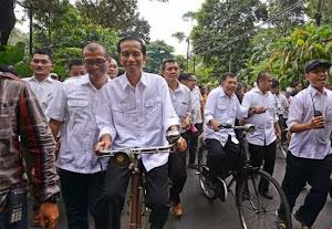 Jokowi-JK Indonesia Hebat