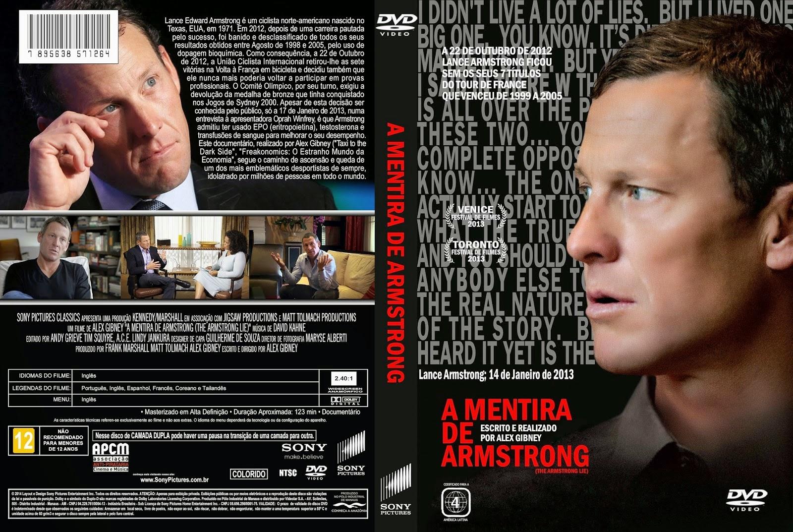 Baixar A Mentira de Armstrong BDRip XviD Dual Áudio A mentira de Armstrong   Cap C3 A1 Filme DVD