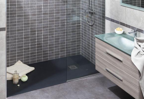 Baños Modernos Con Plato De Ducha:Para más información visiten: Gamma
