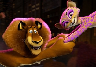Watch Madagascar 3: Europe's Most Wanted (2012) Tamil Movie Online