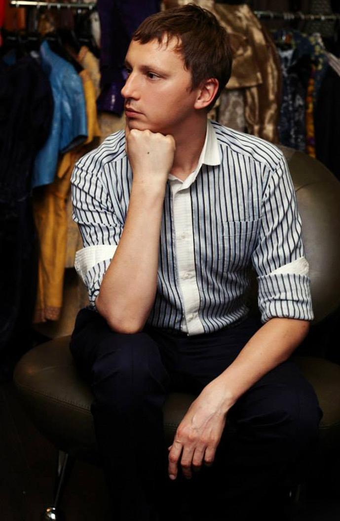 Nikolay Krasnikov / russian fashion designer / exclusive interview / fashioned by love british fashion blog