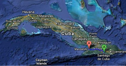 Manzanillo Cuba