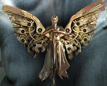 Clockwork Angel.