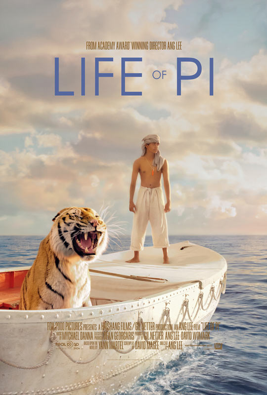 Watch Life of Pi Movie Online Free 2012