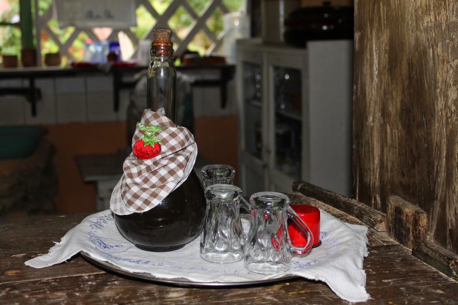 Consertada � uma bebida tipicamente Bombinense. Fonte: Engenho do Sert�o/Divulga��o.