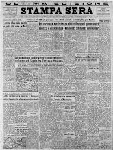 STAMPA SERA 22 APRILE 1945