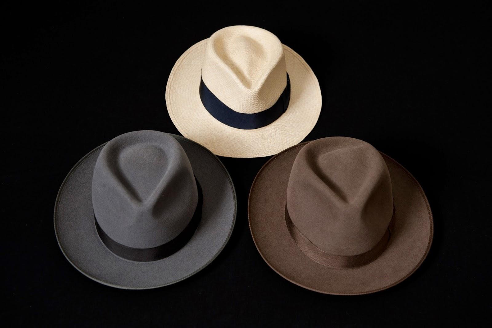 Akubra Stylemaster, Panama Hat, Hats