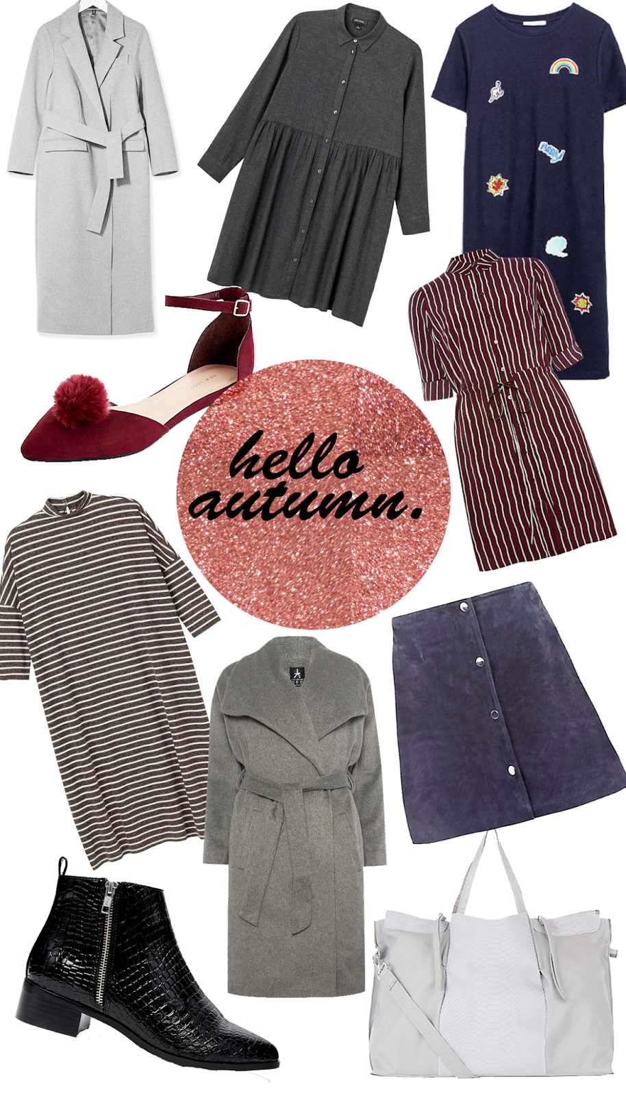 autumn fashion wish list