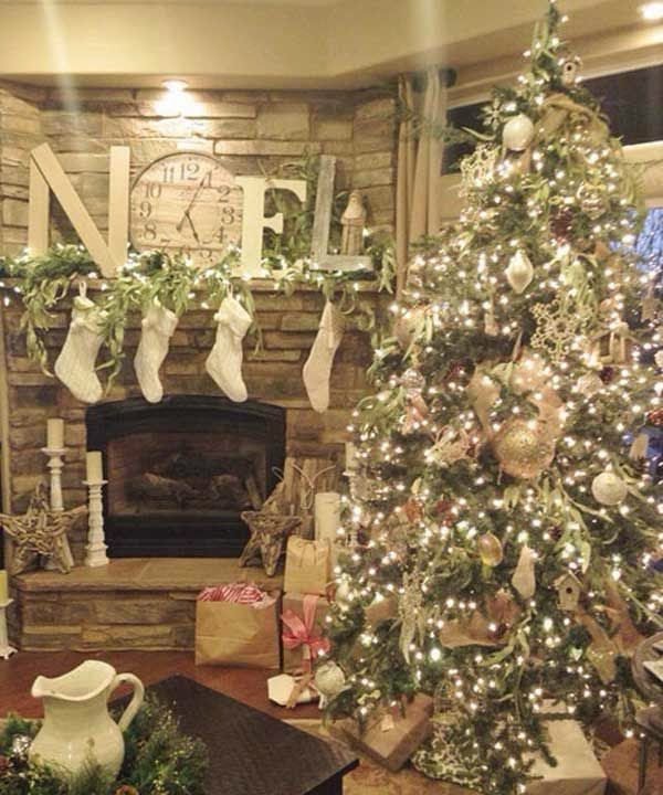 70 Beautiful Christmas Tree Decoration Ideas