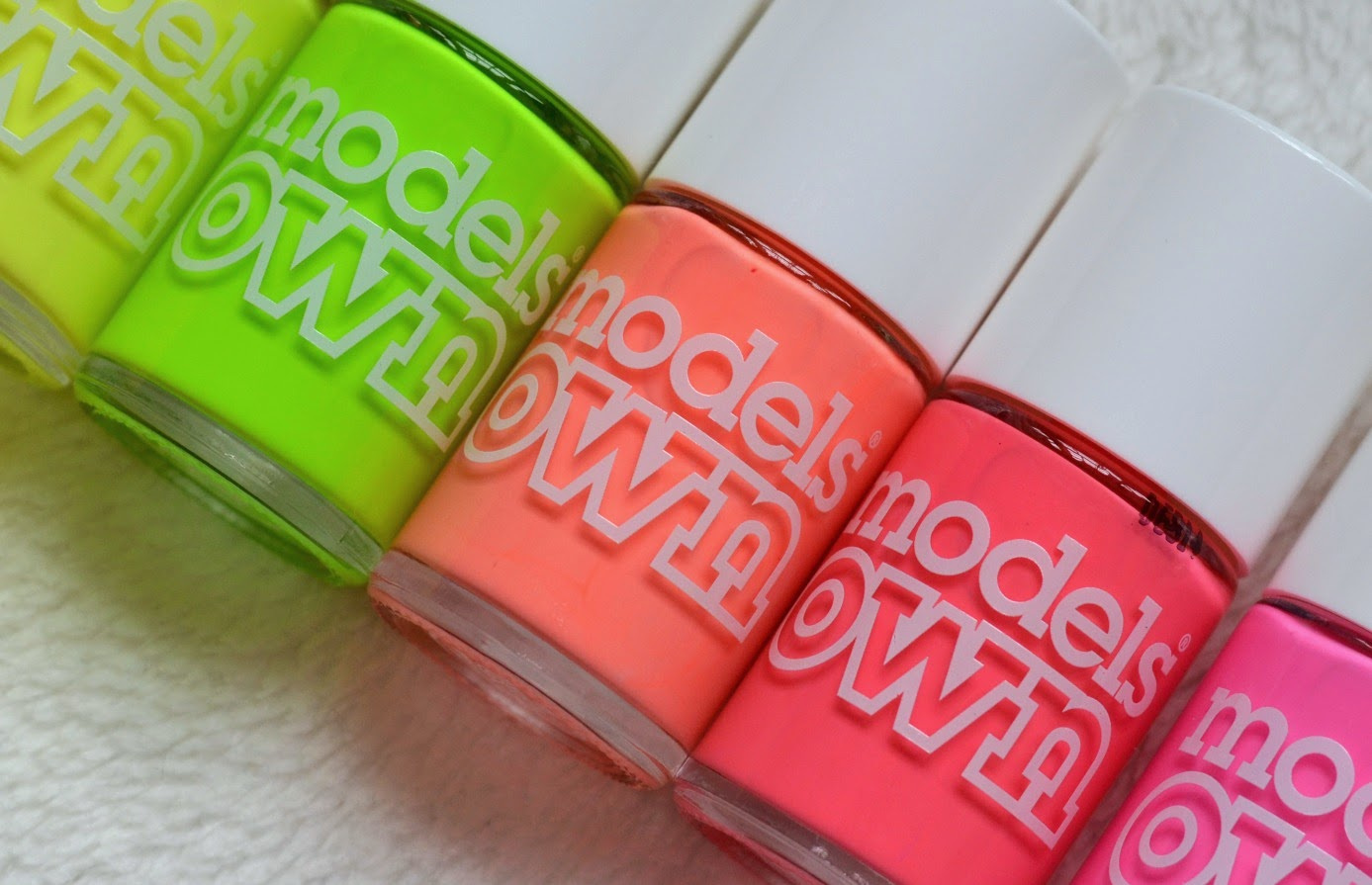 Models Own Launch \'Polish For Tans\' Nail Collection | Hayley Hall UK