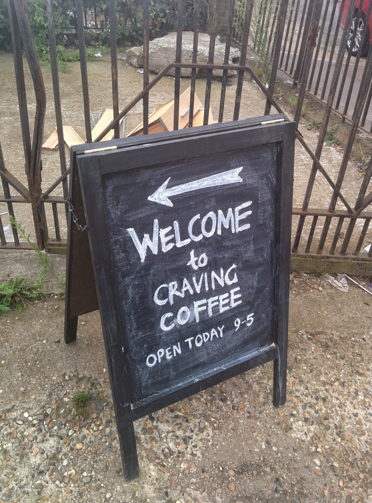 Craving Cafe London