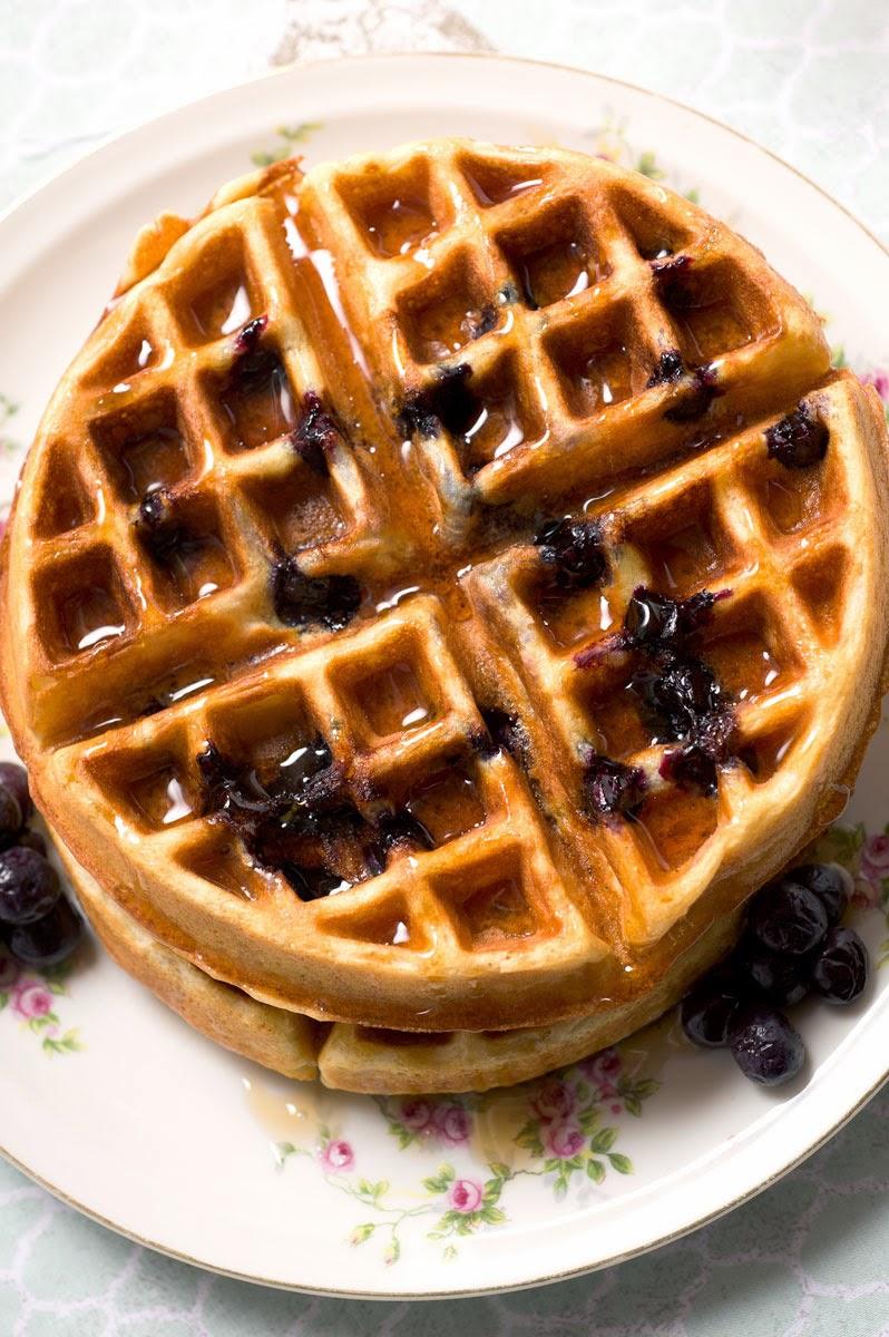 Belgian Sugar Waffles Recipe — Dishmaps