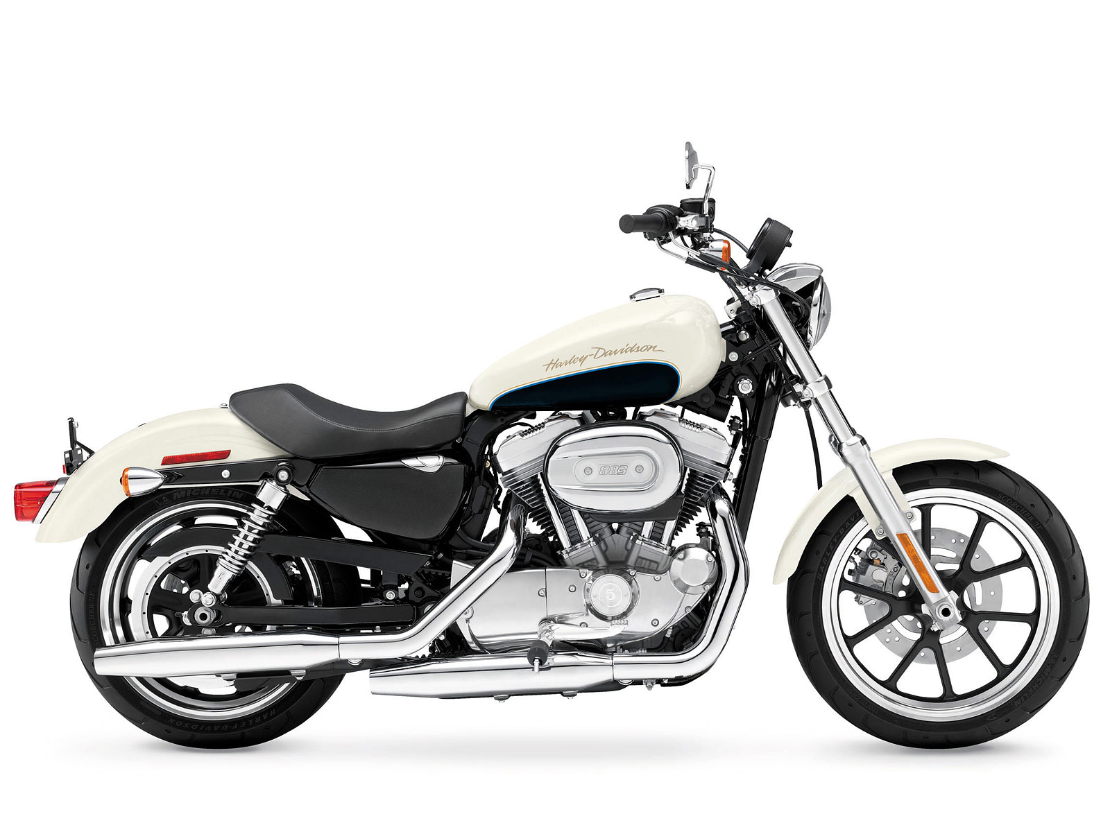 Harley Davidson  Superlow Specifications