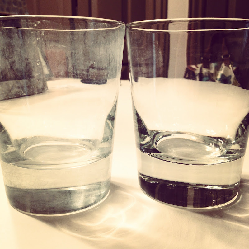 dresdencarrie: hard water stains be...gone!