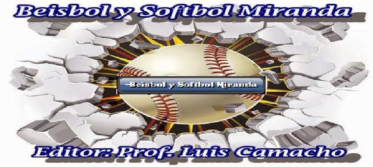 Beisbol y Softbol Miranda