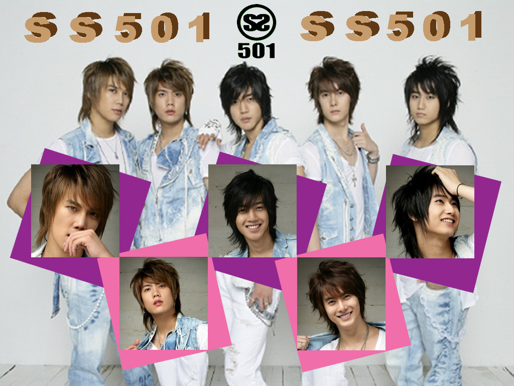 SS501 Members Wallpaper | Take Wallpaper