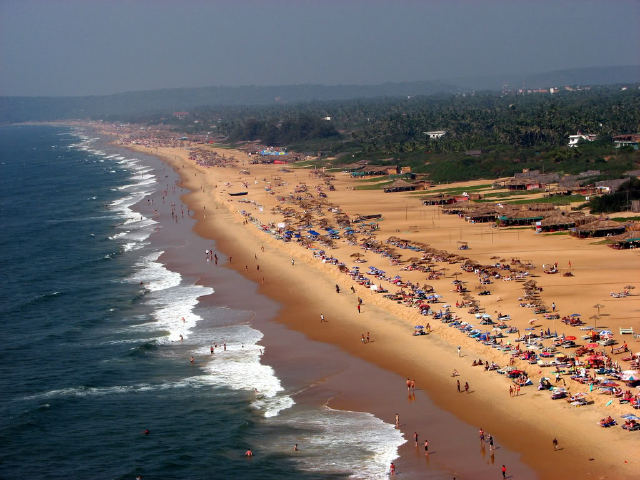 Tourist Places Around The World Top Ten Must Visit Beaches In Goa