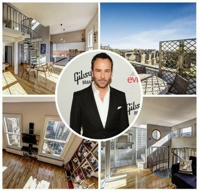 The American designer has listed his luxury apartment at Chelsea, London and as Dailymail.co.uk report: He is hoping to get £ 1.15 Million for nearly.