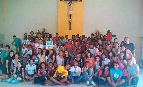 Jovens missionários realizam intercâmbio em Sergipe