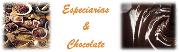 Especiarias &amp; Chocolate