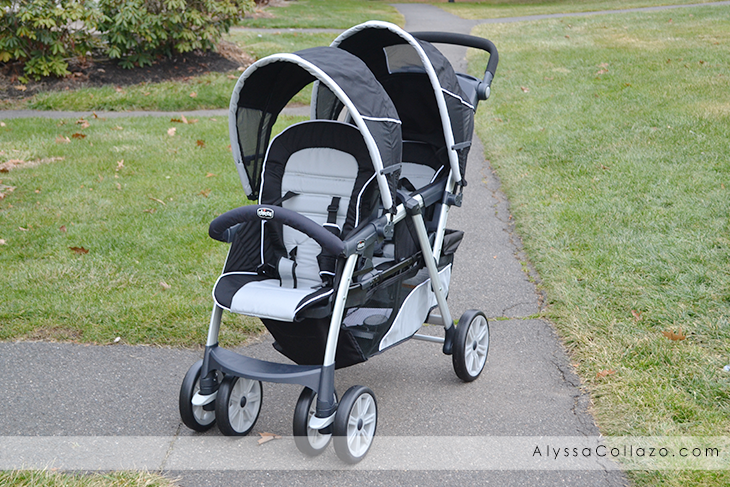 Alyssa Collazo: Chicco Cortina Together Stroller Review♥
