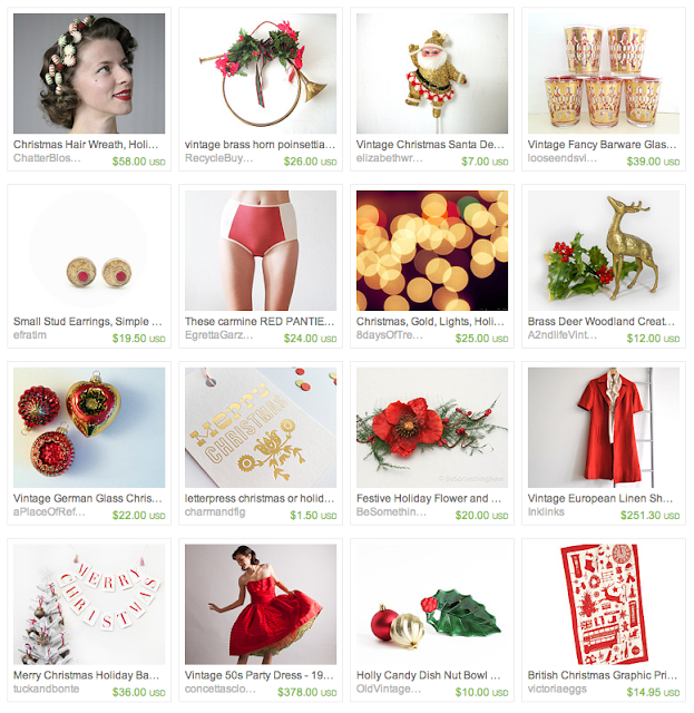 Classic Christmas Giftguide #christmas #gifts #vintage
