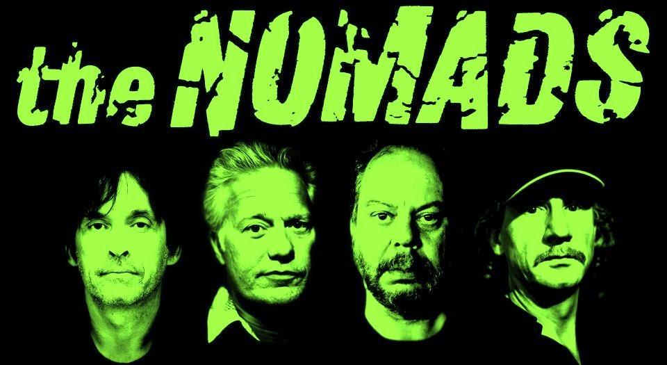 The Nomads gira 2014 España