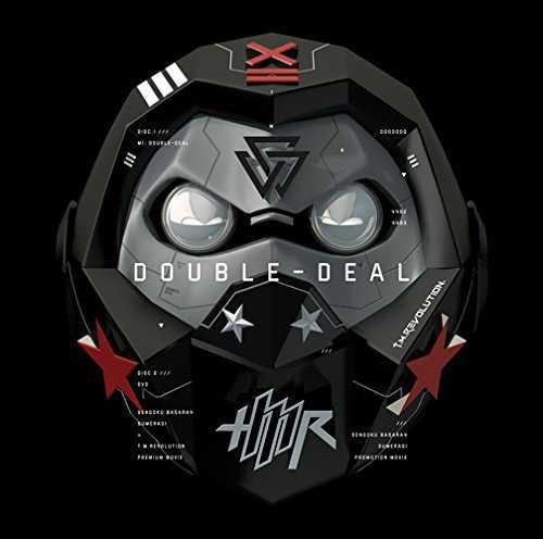 [Album] T.M.Revolution – DOUBLE-DEAL (2015.08.05/MP3/RAR)