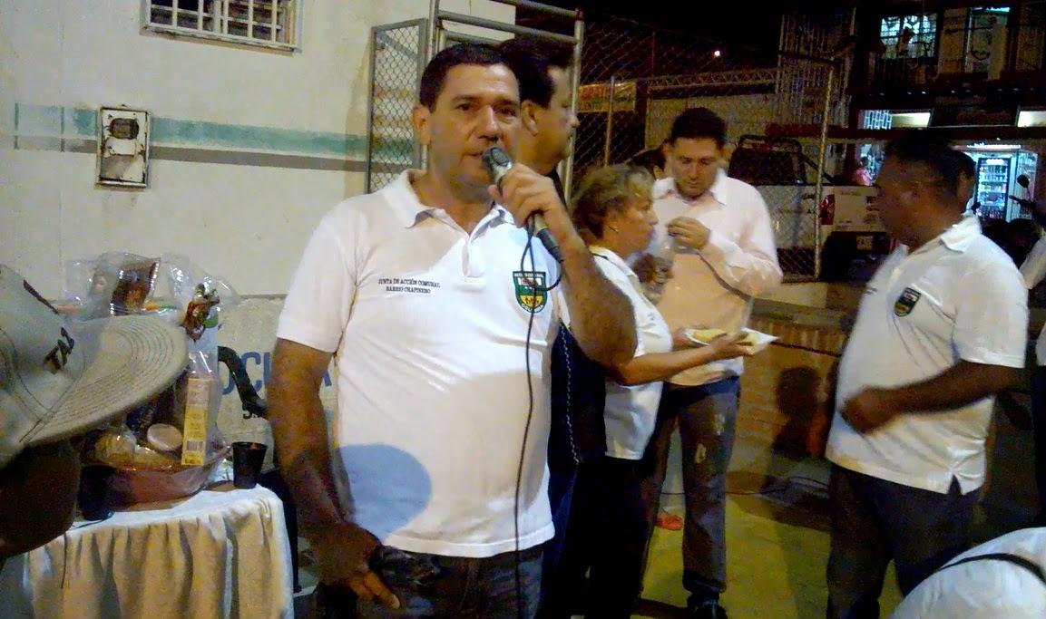 Audio   Junta de Acción Comunal (JAC) lanza propuesta-concurso: Creación del himno, escudo y bandera de Chapinero-Cúcuta