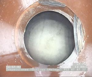 Localización de fuga de agua en tubería